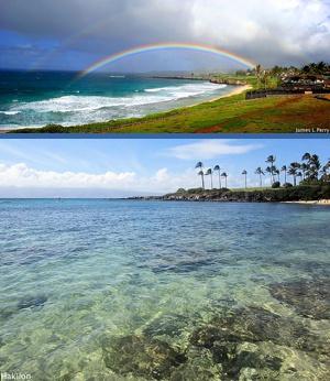 Kapalua Bay Maui
