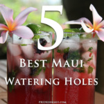 5 Best Places to Get a Drink on Maui