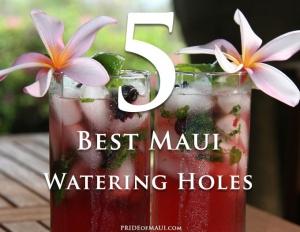 maui cocktails