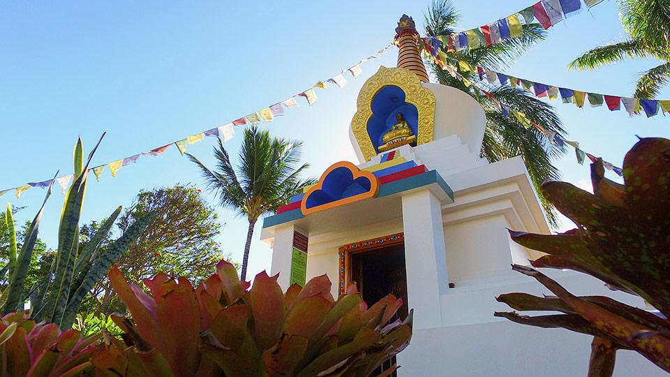 Northshore Stupa