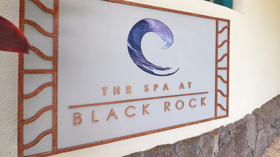Spa Black Rock
