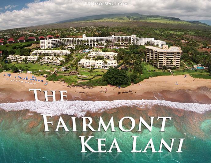 The Fairmont Kea Lani Maui