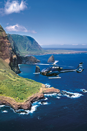 Helicopter Maui
