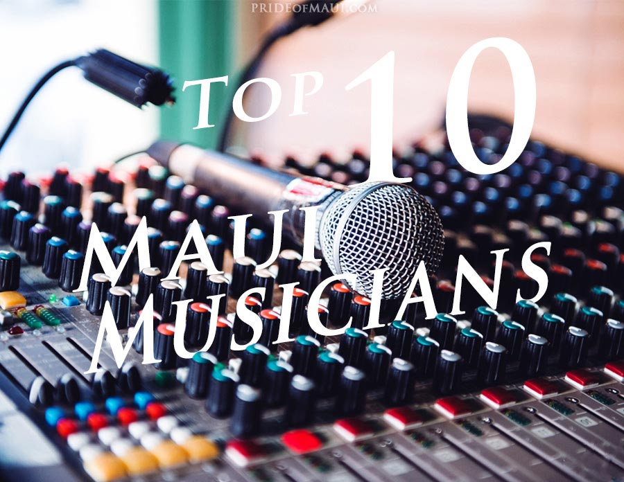 top 10 maui musicians featured image