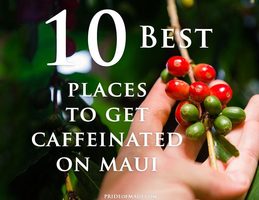 where to get coffee on maui