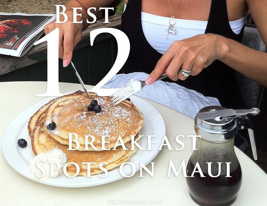 maui breakfast spots