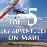 Top 5 Sky Tours In Maui