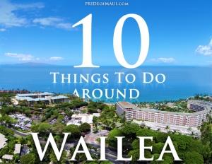 wailea-activities