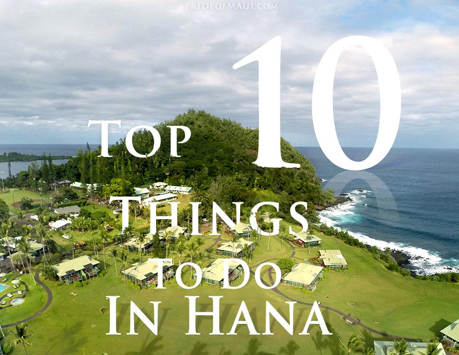 Hana Things To Do | Best Hana Activities