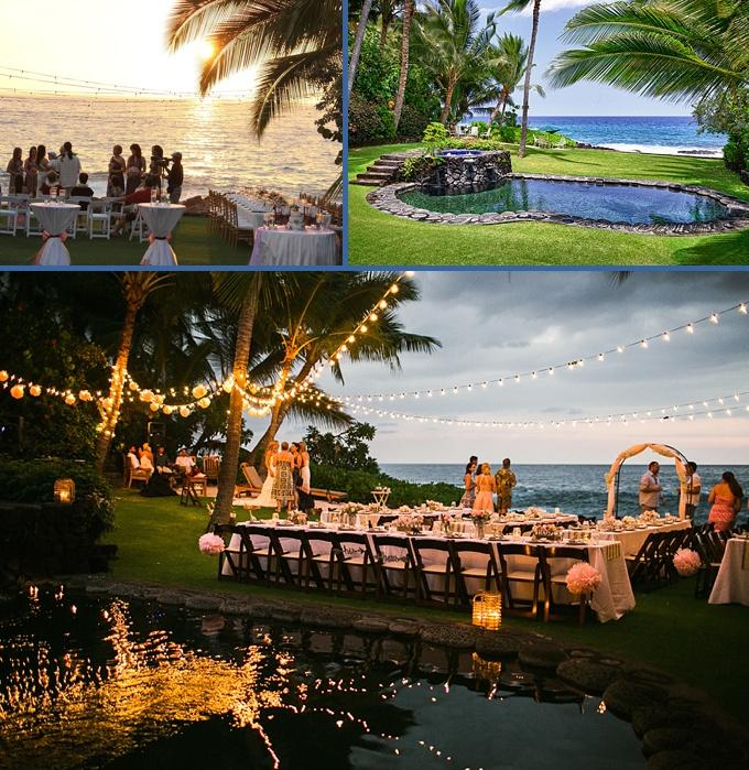 Kona Beach Weddings Wedding Hawaii