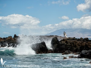 creative island visions maui wedding photography at kukahiko estate