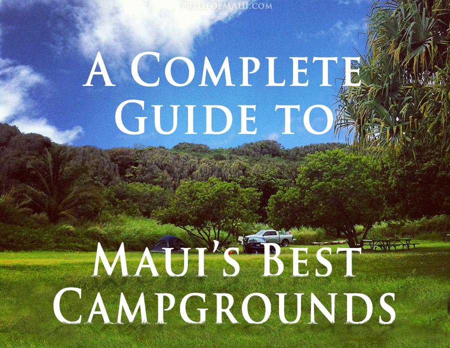 maui camping spots guide