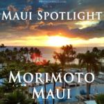 Morimoto Maui Restaurant Review