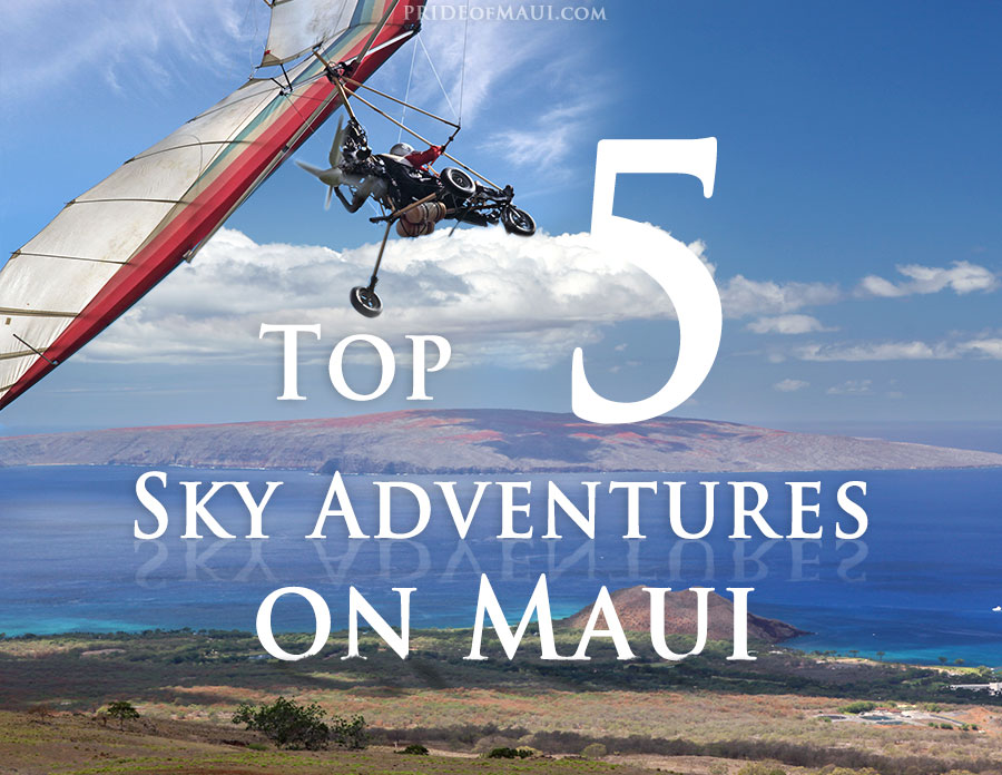 sky adventures on maui