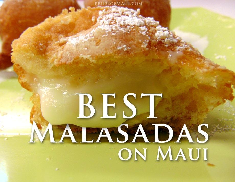 Top 10 Malasadas On Maui
