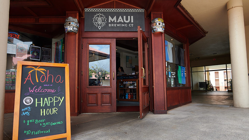 maui brewing company ratings