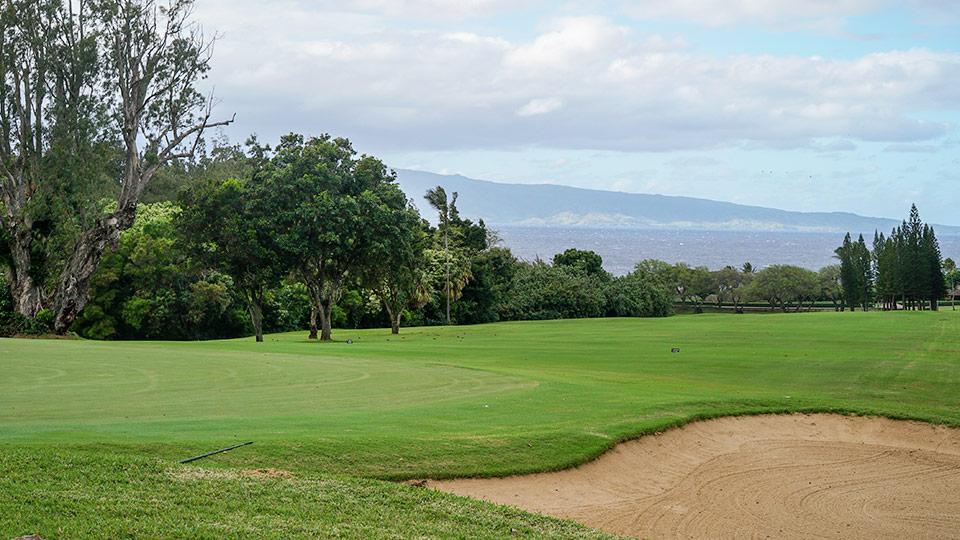 Maui Pga Tour Golf Course