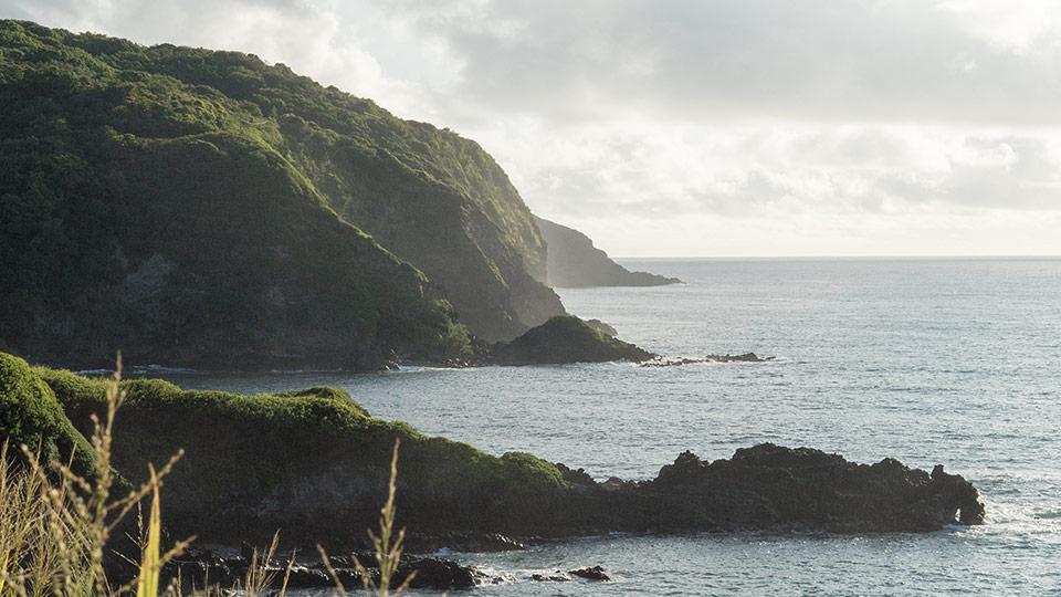 Backside of Haleakala