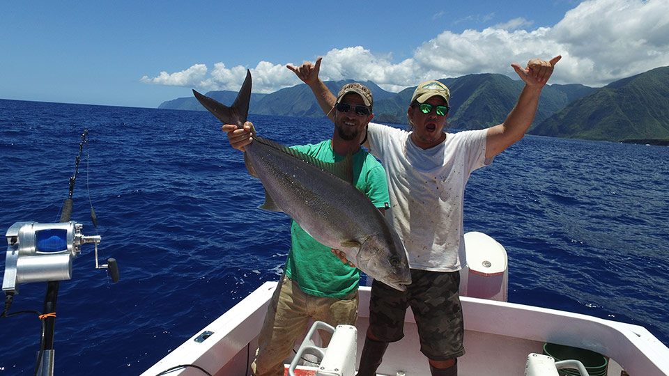 Top 50 maui activities things to do best attractions for Maui sport fishing