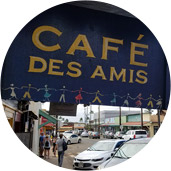 Cafe Des Amis ratings
