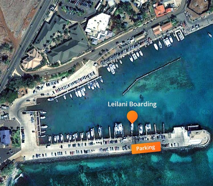 Boarding map Leilani