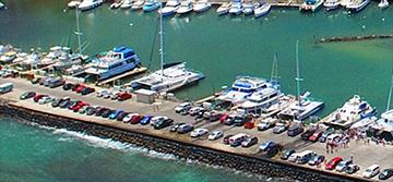 How to get to Maalaea Harbor