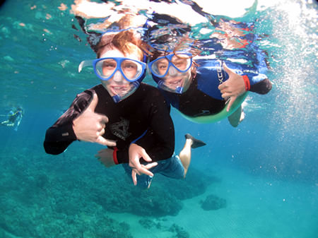 Maui Snorkeling With Kids Best Family Snorkel Tour In Maui