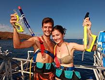 snorkel gear maui
