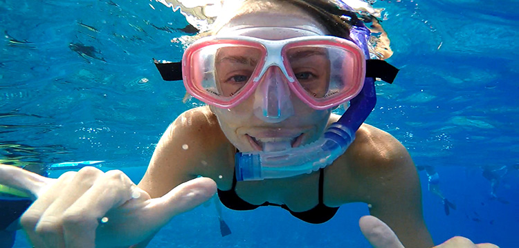 Snorkeling for all skill levels