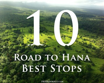 Road To Hana Best Stops