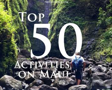 Top 50 Maui Activities & Attractions