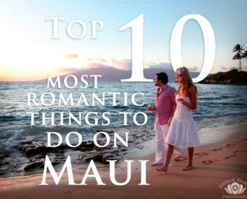 top 10 romantic things for couples on maui