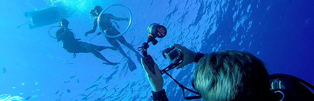 underwater photography maui