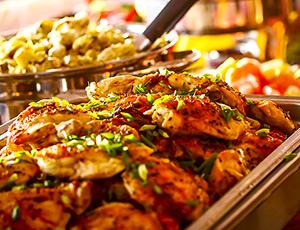 Herb Chicken Dish