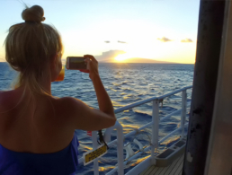 Maui Hawaii Best Sunset View