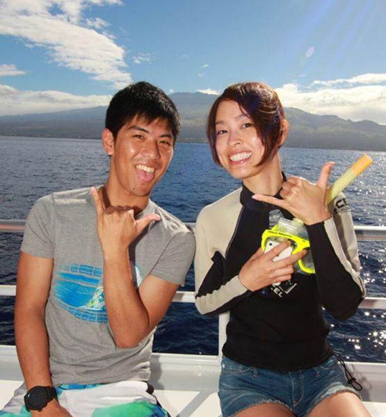 Maui Hawaii Top Morning Molokini Snorkel Adventure