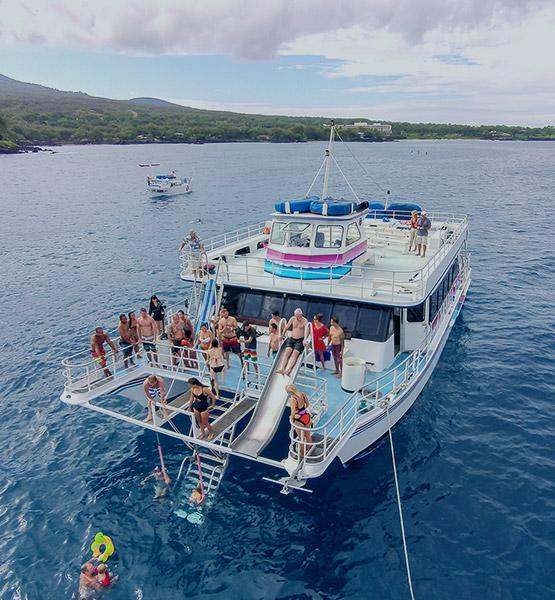 Pride of Maui vessel