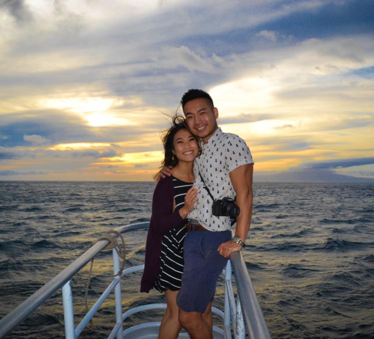 romantic cruise on maui