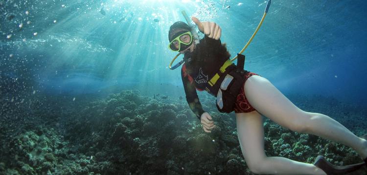 SNUBA Diving in Maui | Molokini SNUBA