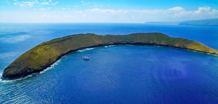 Molokini Crater Snorkel Destination
