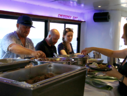 Best Maui Dinner Cruise Buffet