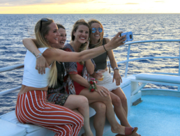 Best Maui Sunset Luau Cruise Amenities