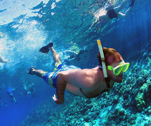 Best Molokini Maui Hawaii Coral Reef Snorkel Adventure Cruise