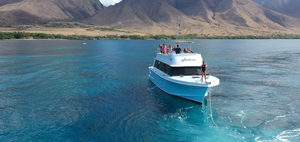 Top Snorkel Charter Maui