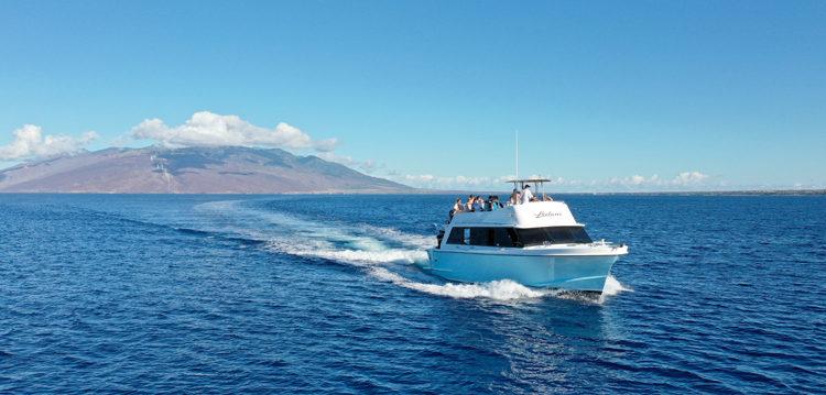 Leilani Maui Private Charter Boat