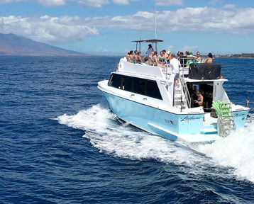 Maui Best Private Yacht Charter