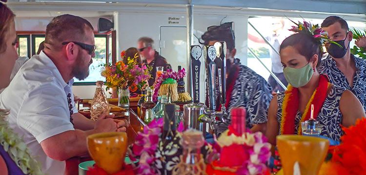 Best Maui Sunset Cruise Full Bar
