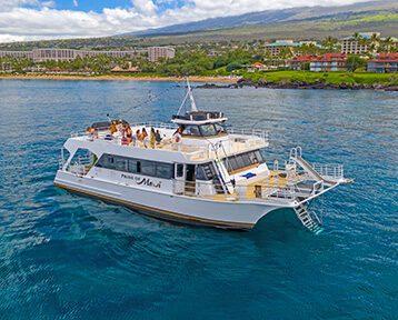 Private Charter on board the Pride of Maui.