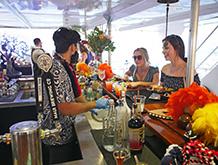 Luau Cruise open bar